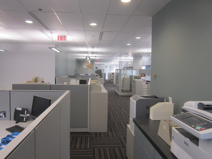 vancouver commercial offices painting services.