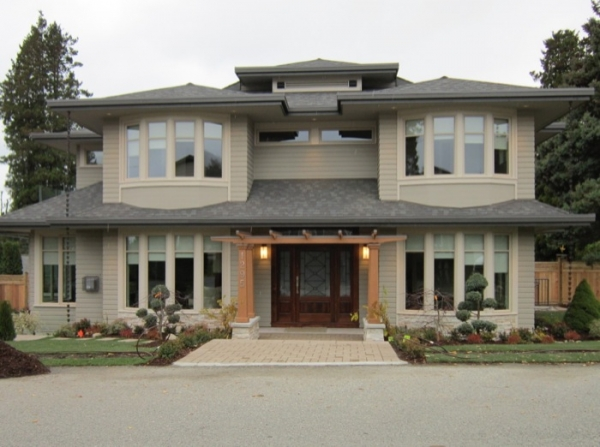 west van exterior painting