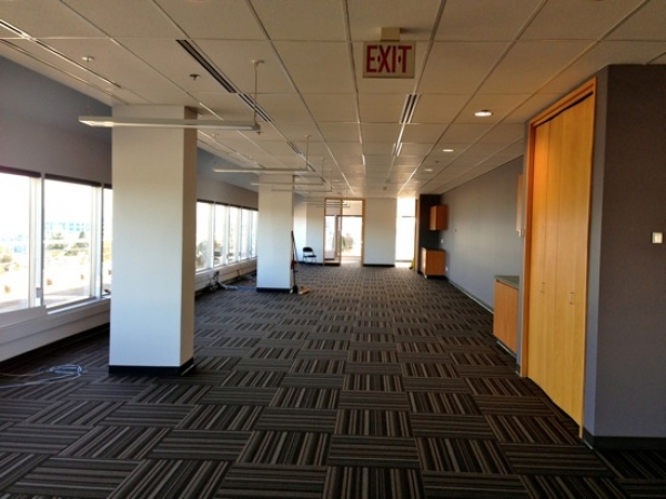 commercial interior painting services
