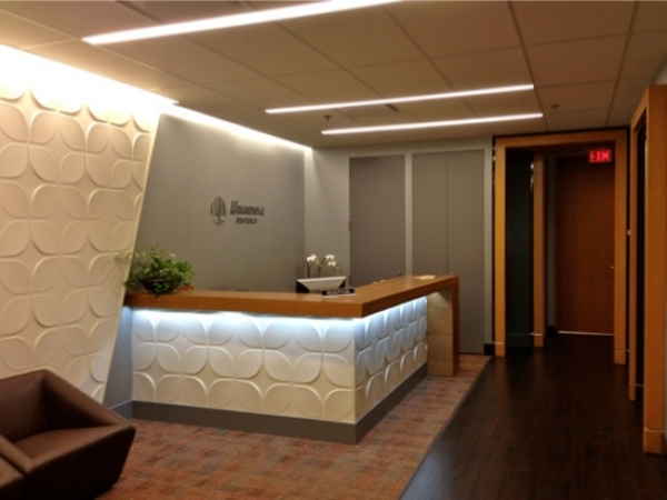 commercial reception painting services