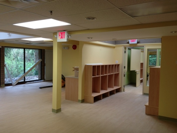 surrey daycare painting services